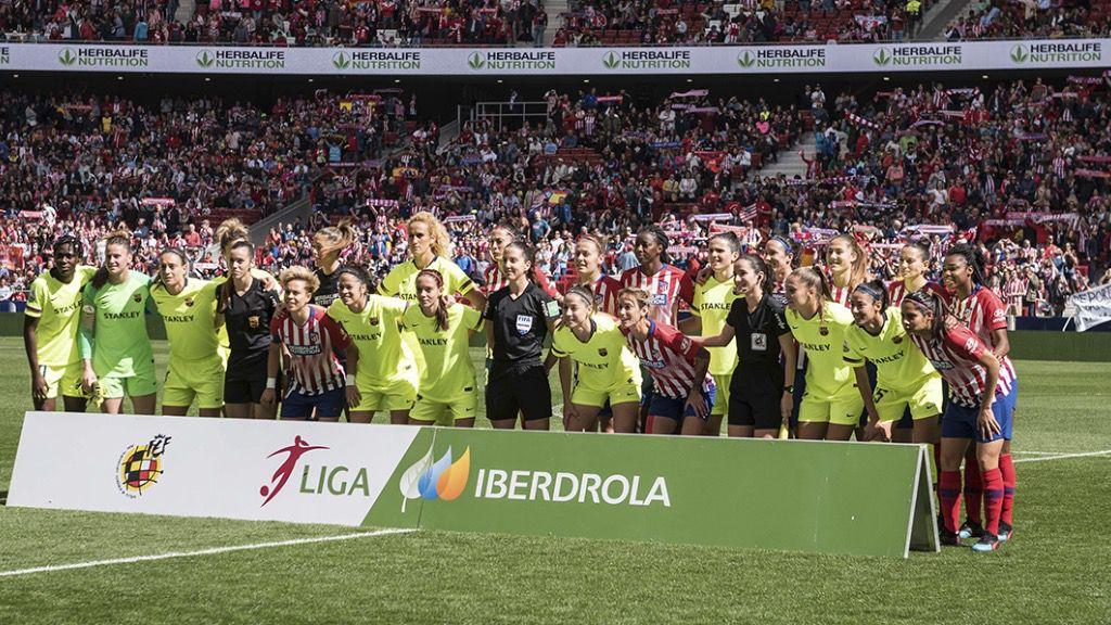 Liga fútbol femenino iberdrola