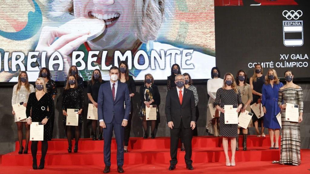 Gala anual del Comité Olímpico Español