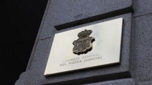 CGPJ Consejo general poder judicial