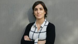 Núria Montserrat, del Instituto de Bioingeniería de Cataluña (IBEC).