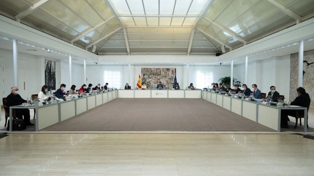 Consejo de Ministros