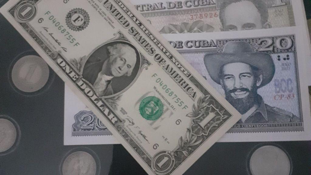 Dólares CUC