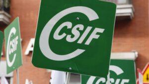 Huelga Justicia CSIF