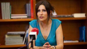 La líder de Cs en Catalunya, Lorena Roldán