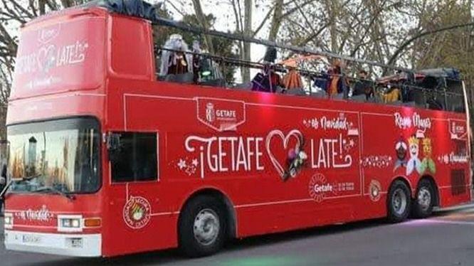 Autobus de los Reyes Magos