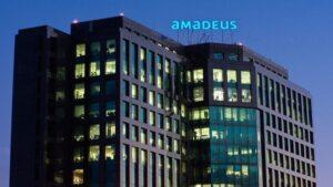 Sede de Amadeus en Madrid