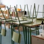 Los docentes 'olvidados': un tercio no será vacunado ahora por tener más de 55 años