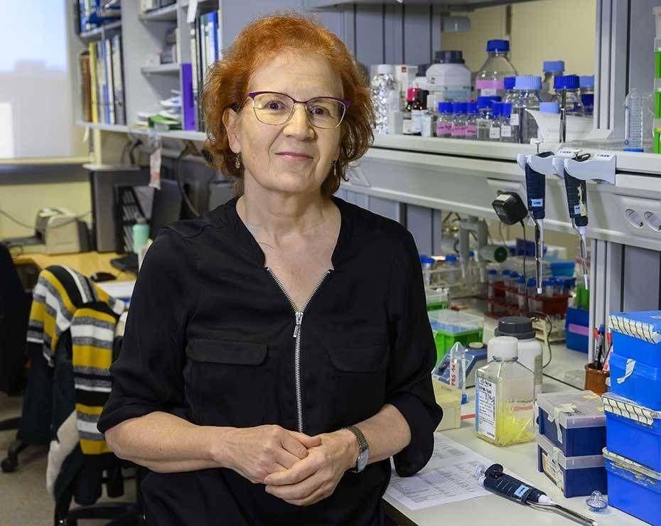 La inmunóloga y viróloga Margarita del Val