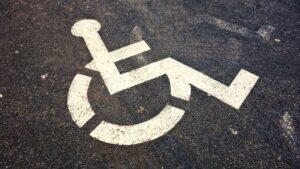 Silla de ruedas dependencia