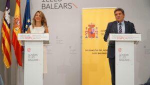 Yolanda Díez y José Luis Escrivá