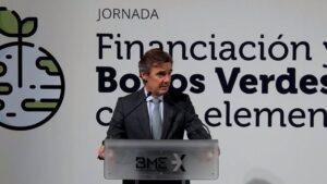 El secretario general del Tesoro, Carlos San Basilio