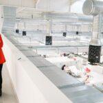 Nuevas adjudicaciones a dedo en el Zendal: casi 900.000 euros para material de cocina