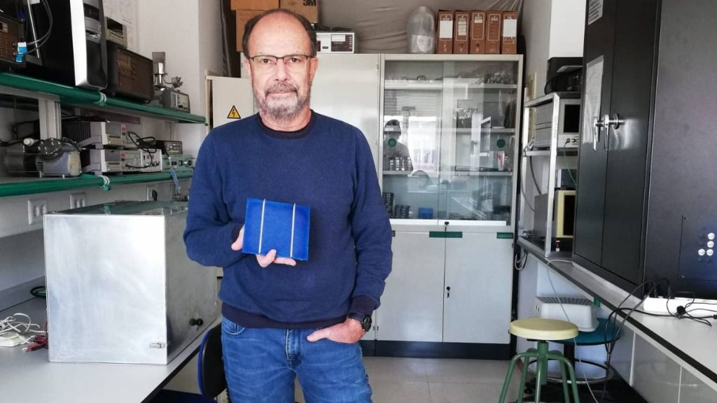 Ignacio Mártil de la Plaza, doctor en Física y catedrático de Electrónica
