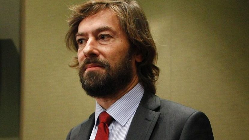 El juez Santiago Pedraz de la Audiencia Nacional