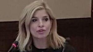 Hana Jalloul, secretaria de Estado de Migraciones