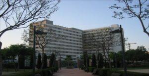 Hospital Arnau de Vilanova - GVA - Archivo