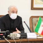 Alí Akbar Salehi, director de la Agencia Nuclear de Irán - Autor: Atomic Energy Organization of / DPA