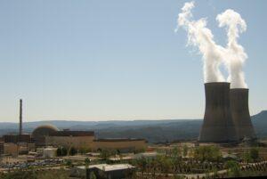 Central nuclear de Trillo - Autor: CSN