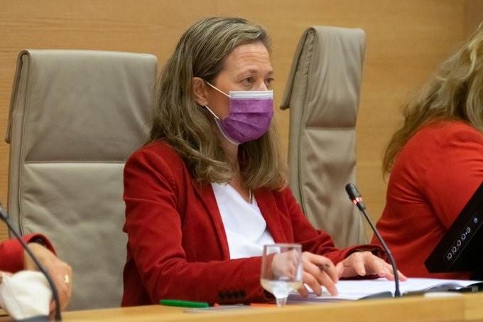 La delegada del Gobierno contra la Violencia de Género, Victoria Rosell - Autor: CONGRESO