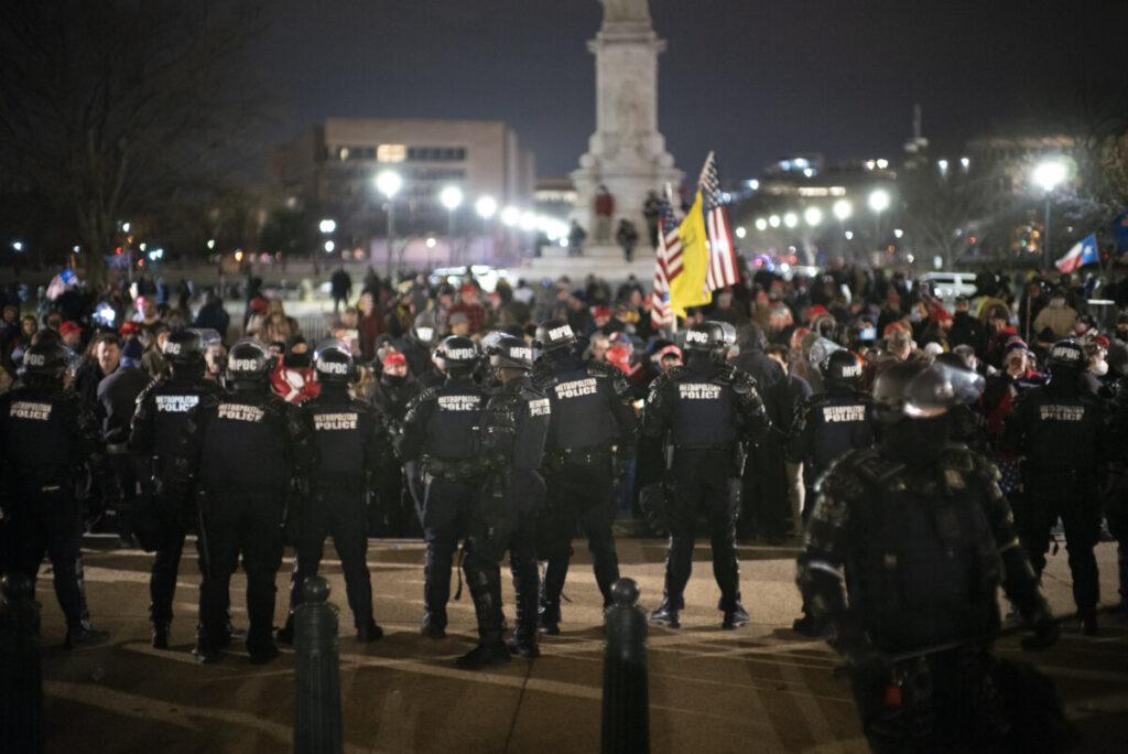 Asalto al Capitolio de EEUU