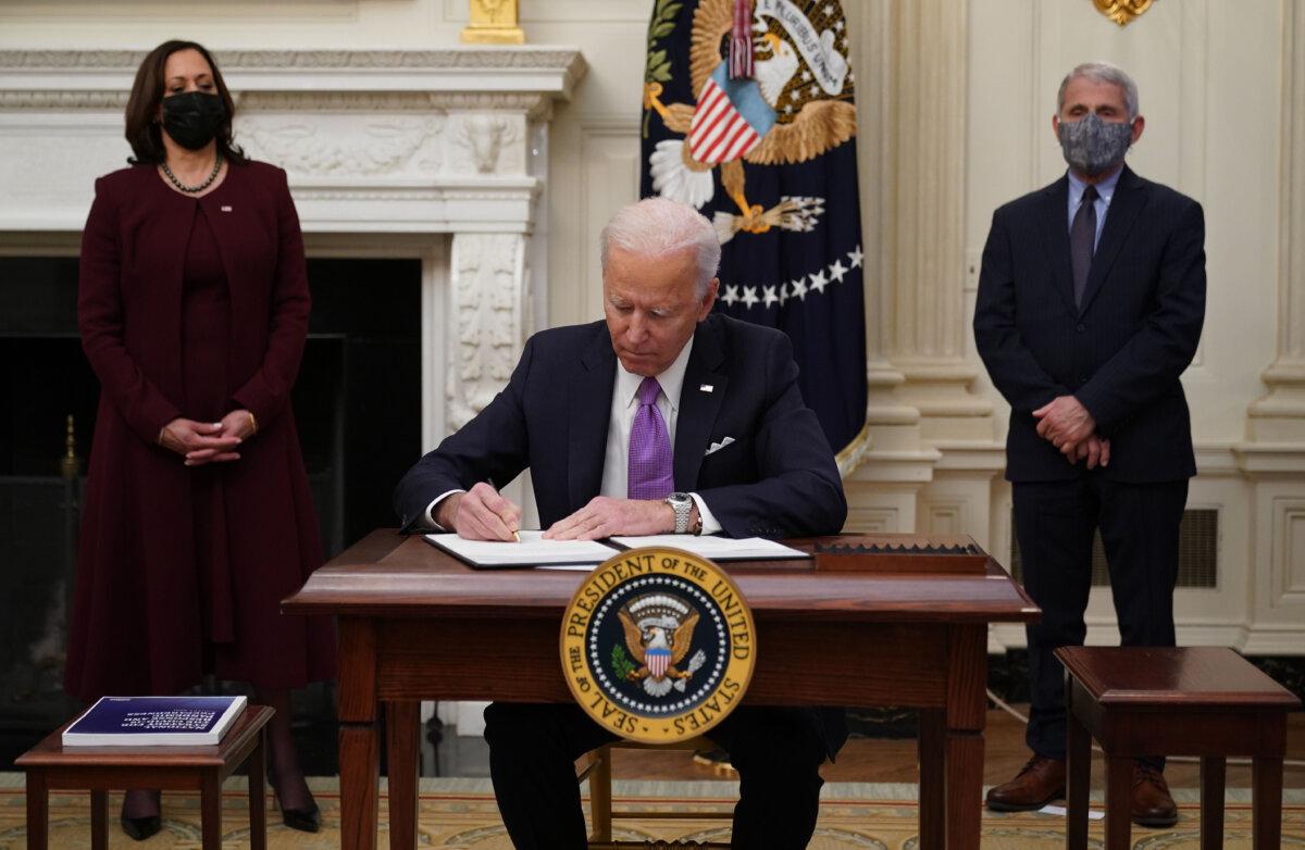 El presidente de EEUU, Joe Biden. - Mandel Ngan/Orange County Regist / DPA
