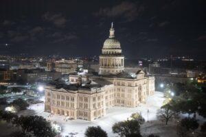 Nevaad en el Capitolio de Austin, Texas - BOB DAEMMRICH / ZUMA PRESS / CONTACTOPHOTO