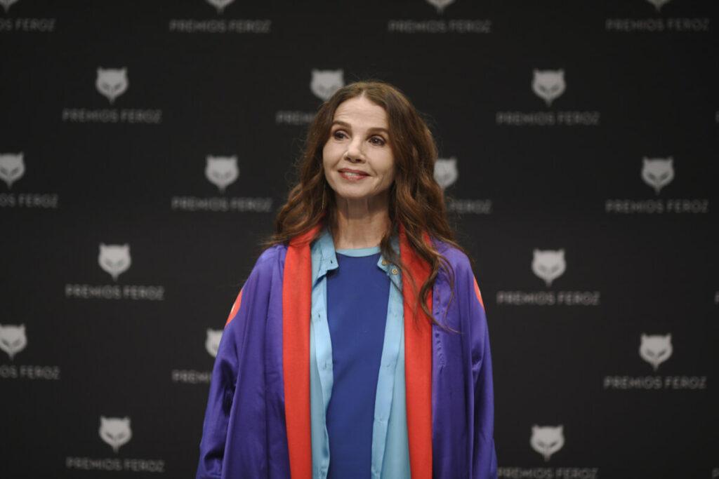 La actriz Victoria Abril - Óscar Cañas - Europa Press