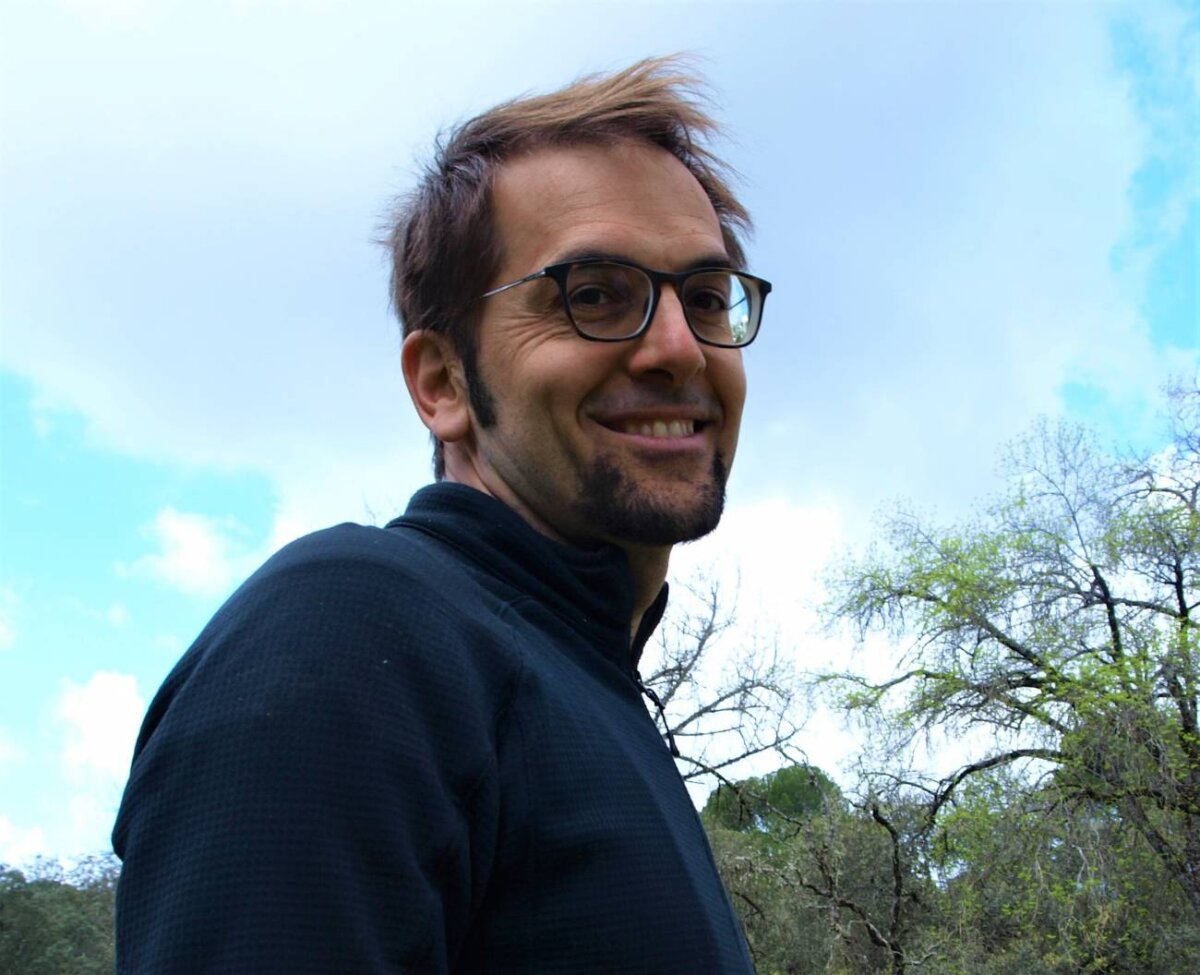 El veterinario Alessandro Broglia, uno de los autores del documento de la Autoridad Europea de Seguridad Alimentaria. / EFSA