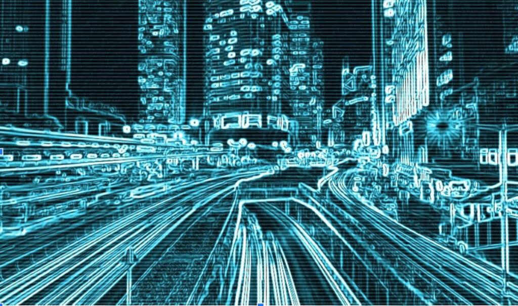 Ciudad tecnología