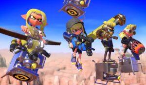 Nintendo anuncia Splatoon 3 y la remasterización de Legend of Zelda: Skyward Sword para Switch - NINTENDO