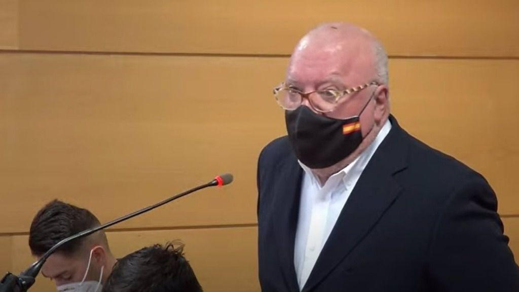 Juicio contra el comisario jubilado José Manuel Villarejo