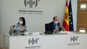 Carolina Darias y Miquel Iceta
