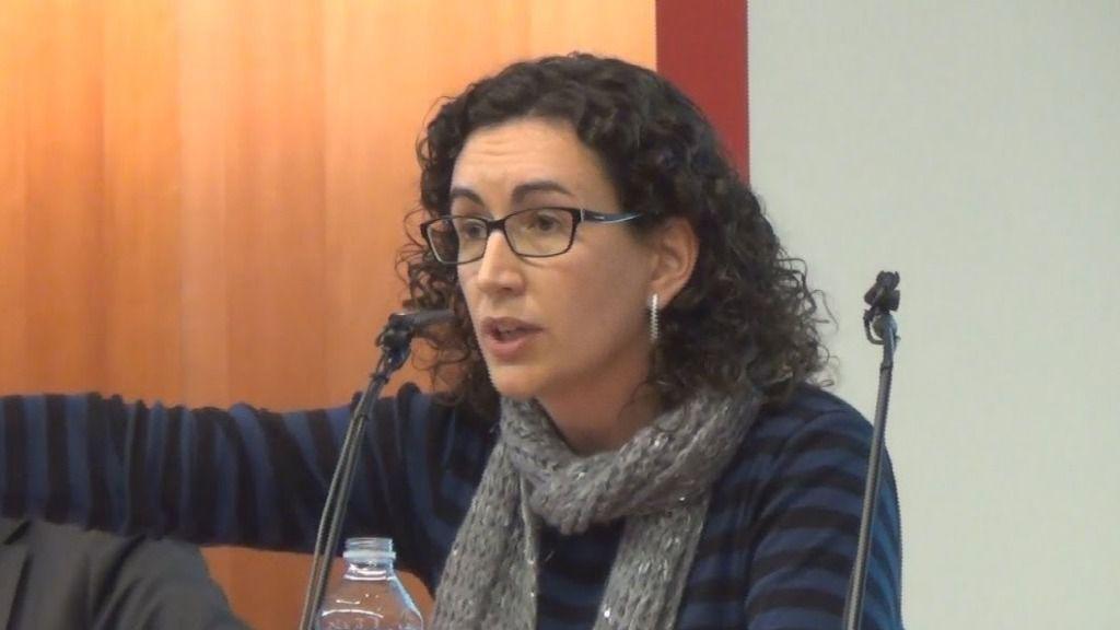 Marta Rovira, portavoz de JxSí en el Parlament