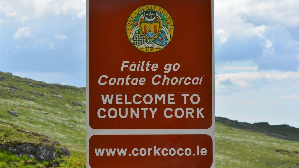 Irlanda frontera