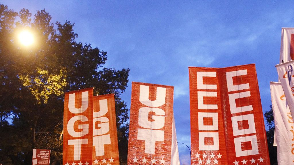 UGT y CCOO