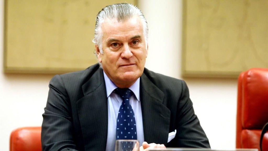 Luis Bárcenas, ex tesorero del PP