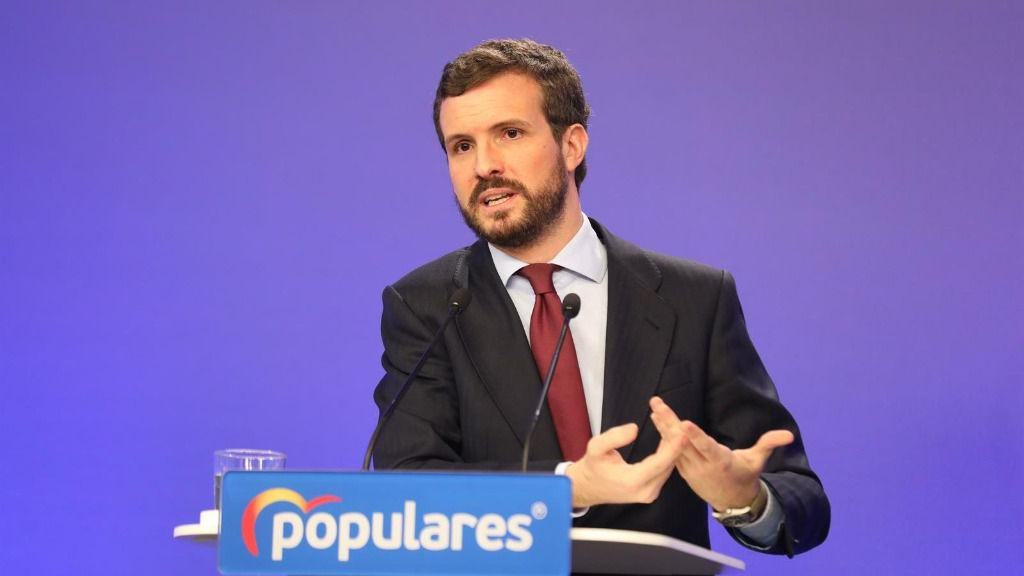El PP recurrirá los indultos tras el informe que le situaba como objetivo de los CDR
