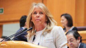 Ángeles Muñoz, alcaldesa de Marbella