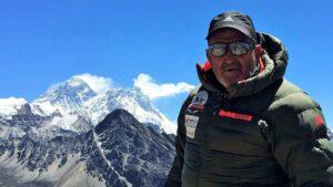 El montañero español Juanito Oiarzabal