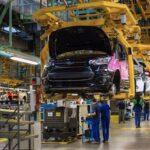 Ford cancela dos días del ERTE en la planta de motores de Almussafes por una mayor demanda en EEUU