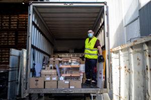 Actividad logística - Marc Brugat