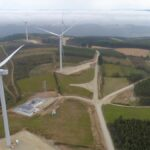 Parque eólico de Naturgy en A Pastoriza (Lugo) - NATURGY