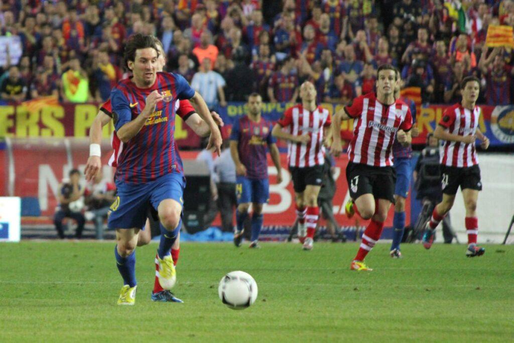 Athletic Club Bilbao-Barcelona