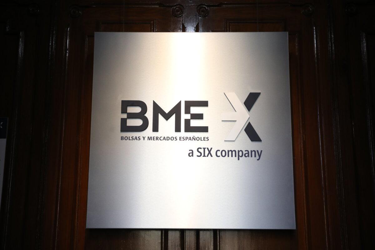 Bolsas y Mercados Españoles (BME), propiedad de SIX - Marta Fernández Jara - Europa Press