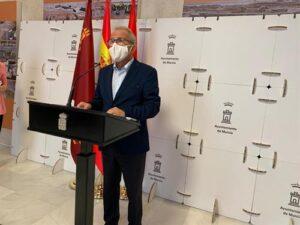 El concejal Felipe Coello
