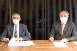 Naturgy y Sidenor firman convenio para el suministro de energía renovable para las plantas de la siderúrgica