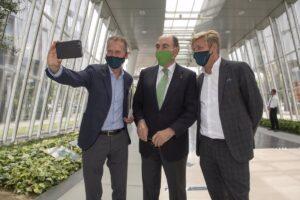 Iberdrola, Grupo Volkswagen Y Seat S.A. Refuerzan Su Alianza Para Acelerar La Electrificación En España