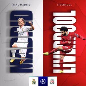 Real Madrid-Liverpool, cuartos de final de la Liga de Campeones
