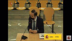 Pedro J Ramírez declara en el juicio por la caja B del PP