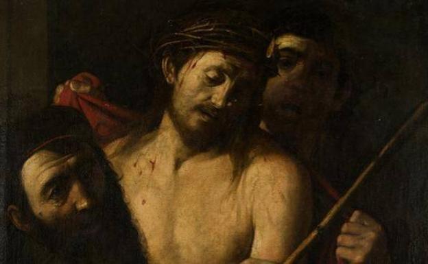 Cuadro que podría ser de Caravaggio.